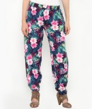 Philigree Floral Print Polyester Women's...