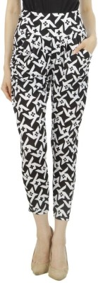 Camey Printed Polyester Women's Harem Pants