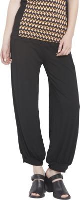 Globus Solid Polyester Women's Harem Pants