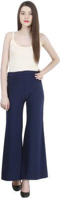 Zupe Solid Poly Cotton Women's Harem Pants
