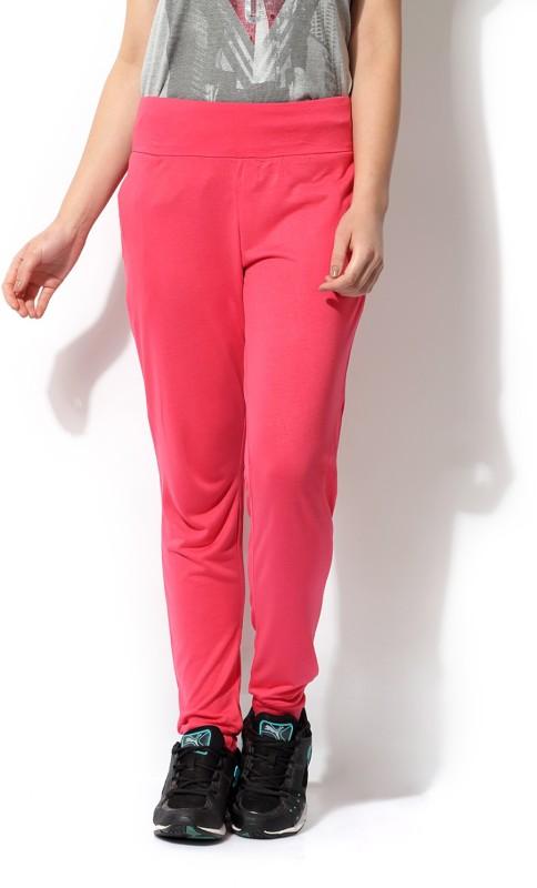 Ajile by Pantaloons Solid Viscose Women's Harem Pants
