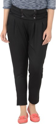 Merch21 Solid Polyester Women's Harem Pants