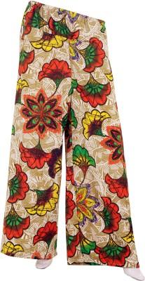 Estyle Printed Viscose Women's Harem Pants