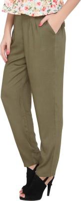 The Apparel Quotient Woven Viscose Women's Harem Pants