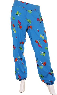 Estyle Printed Faux Georgette Women's Harem Pants