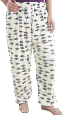 Awesome Printed Cotton Women's Harem Pants