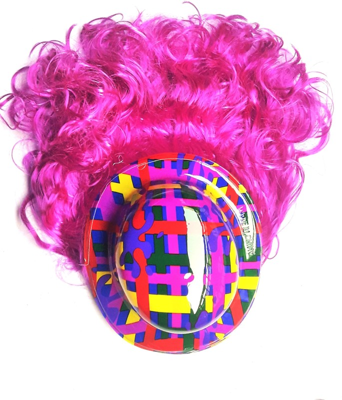 Mohini Creations Party Hat(Multicolor, Pack of 1)