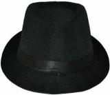 Masti Station Fedora Hat (Black, Pack of...