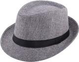 Masti Station Fedora Hat (Grey, Pack of ...