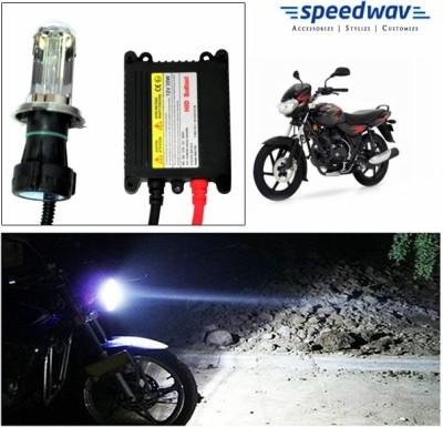 Speedwav HID Headlight For Universal For Bike Universal For Bike