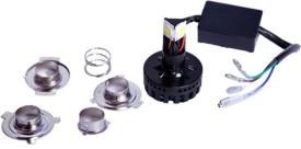 DRESSROSA LED-M3-274 LED Headlight With Bulb For Bajaj
