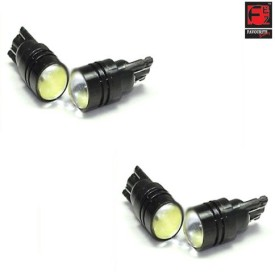 Favourite BikerZ 7519 Projector Bulb White LED Headlight With Bulb For Skoda