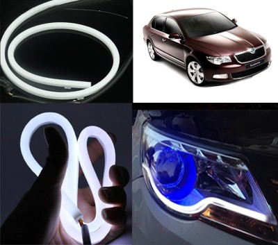 Vheelocityin LED Headlight For Skoda Superb