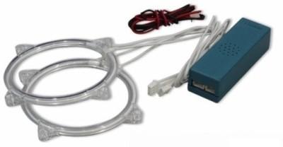 Easy4buy CCFL Headlight For Universal For Bike Universal For Bike