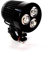 Bike World LED Fog Light For Royal Enfield Crux