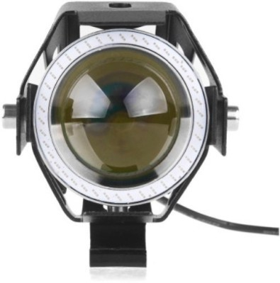 Bike World LED Fog Light For Hero CD