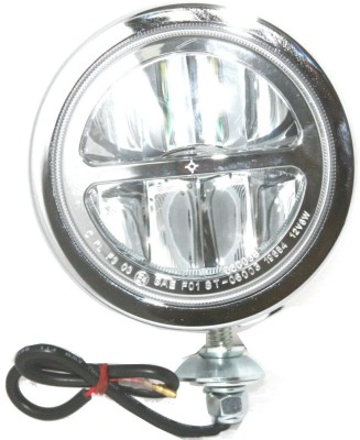 AEspares LED Fog Light For Universal For Bike, Universal For Car Universal For Bike, Universal For Car