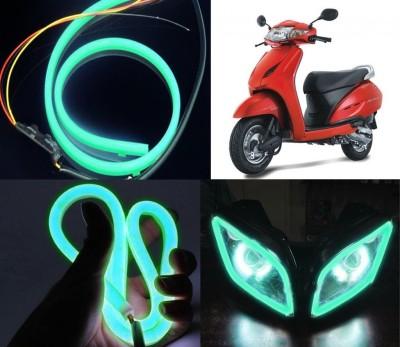 Vheelocityin LED Headlight For Honda Activa 125