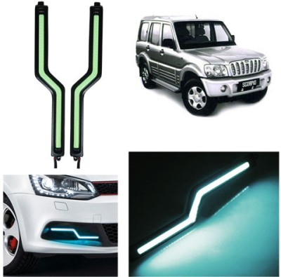 Vheelocityin LED Headlight For Mahindra Scorpio