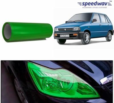 Speedwav 66947 Headlight Vinyl Film