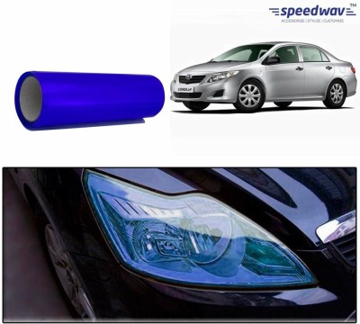 Speedwav 66571 Headlight Vinyl Film