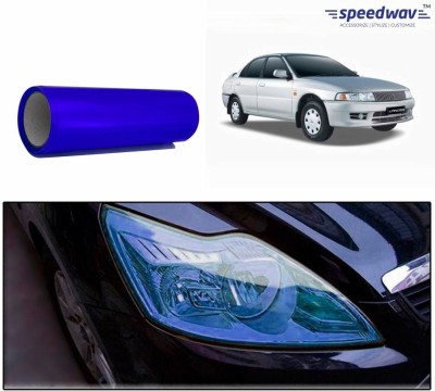 Speedwav 66525 Headlight Vinyl Film