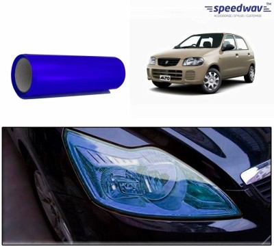 Speedwav 66496 Headlight Vinyl Film