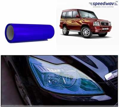Speedwav 66562 Headlight Vinyl Film
