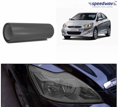 Speedwav 66658 Headlight Vinyl Film
