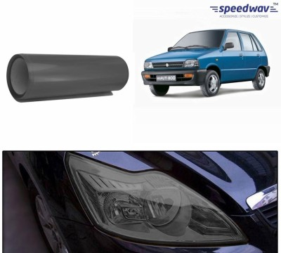 Speedwav 66673 Headlight Vinyl Film