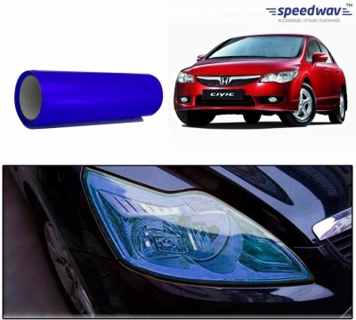 Speedwav 66450 Headlight Vinyl Film