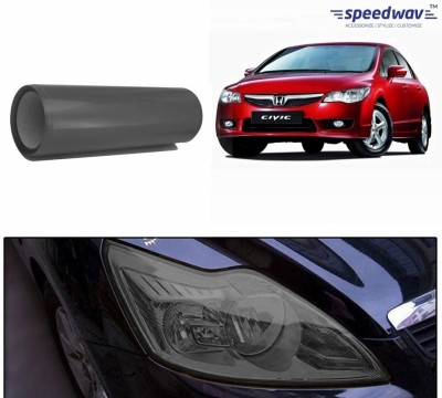 Speedwav 66630 Headlight Vinyl Film