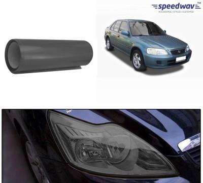 Speedwav 66625 Headlight Vinyl Film
