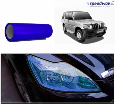 Speedwav 66486 Headlight Vinyl Film