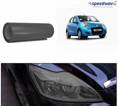 Speedwav 66677 Headlight Vinyl Film
