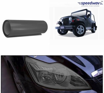 Speedwav 66669 Headlight Vinyl Film