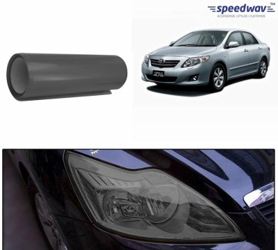 Speedwav 66748 Headlight Vinyl Film