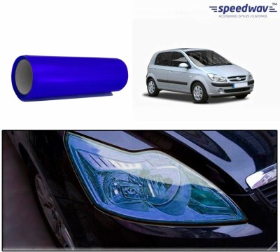Speedwav 66462 Headlight Vinyl Film