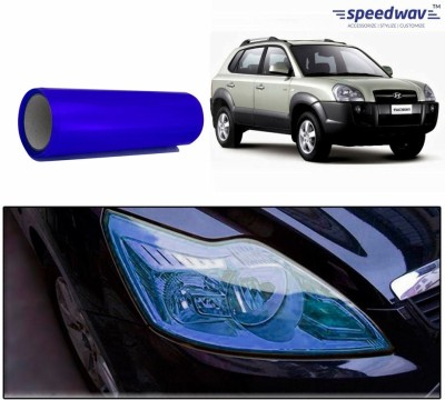 Speedwav 66477 Headlight Vinyl Film