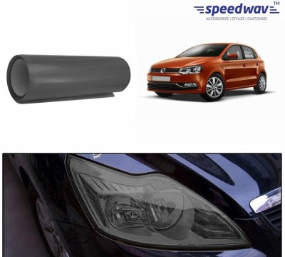 Speedwav 66764 Headlight Vinyl Film