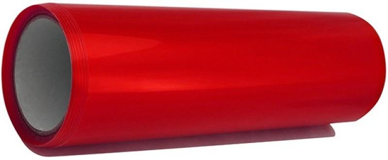 Speedwav Shapes Sticker for Bumper(Red)