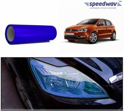 Speedwav 66584 Headlight Vinyl Film
