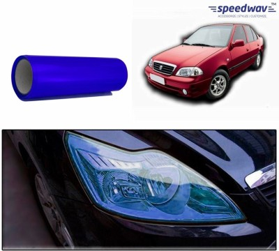 Speedwav 66504 Headlight Vinyl Film