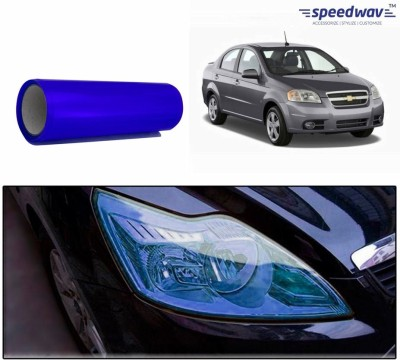 Speedwav 66410 Headlight Vinyl Film