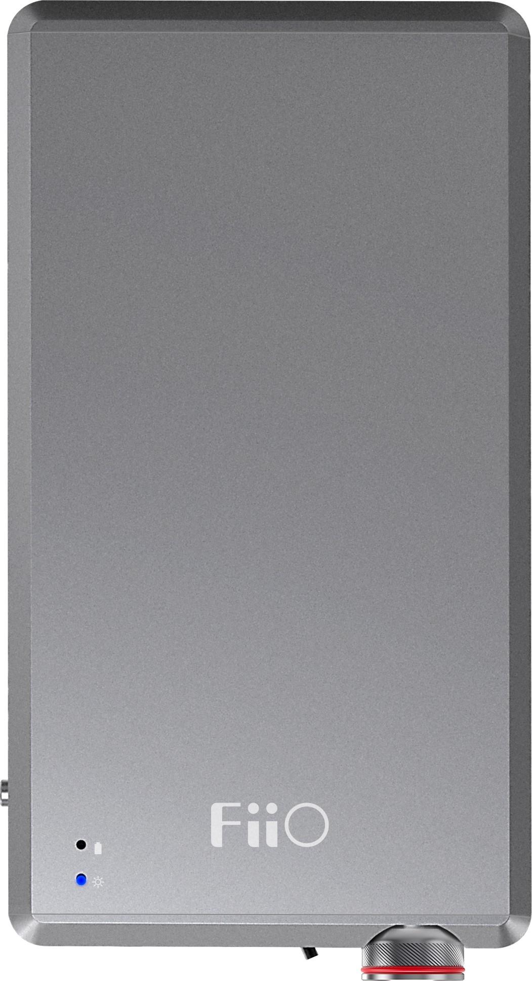 FiiO A5 Hi-Res Titanium Portable Headphone Amplifier