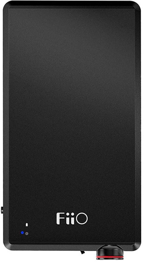 FiiO A5 Hi-Res Black Portable Headphone Amplifier