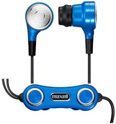 Hitachi Earphone Vibrabone Blue Hp-Vbc40-Bl Maxell Canal Bone Conduction Type Headphones