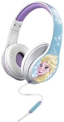 Ekids Frozen Over-The-Ear Headphones With Built In Microphone (Di-M40Fr) Headphones