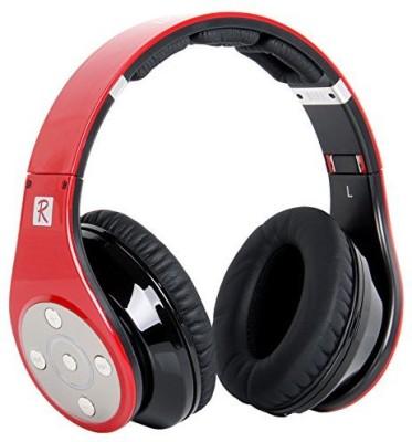 Bluedio R Plus Wireless Bluetooth Headphones With Micro Sd Card Slot () Wired bluetooth Headphones