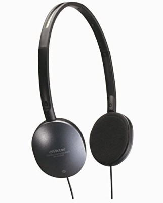 JVC Victor Stereo Headphones For Tv | Hp-Av250 (Japanese Import) Headphones